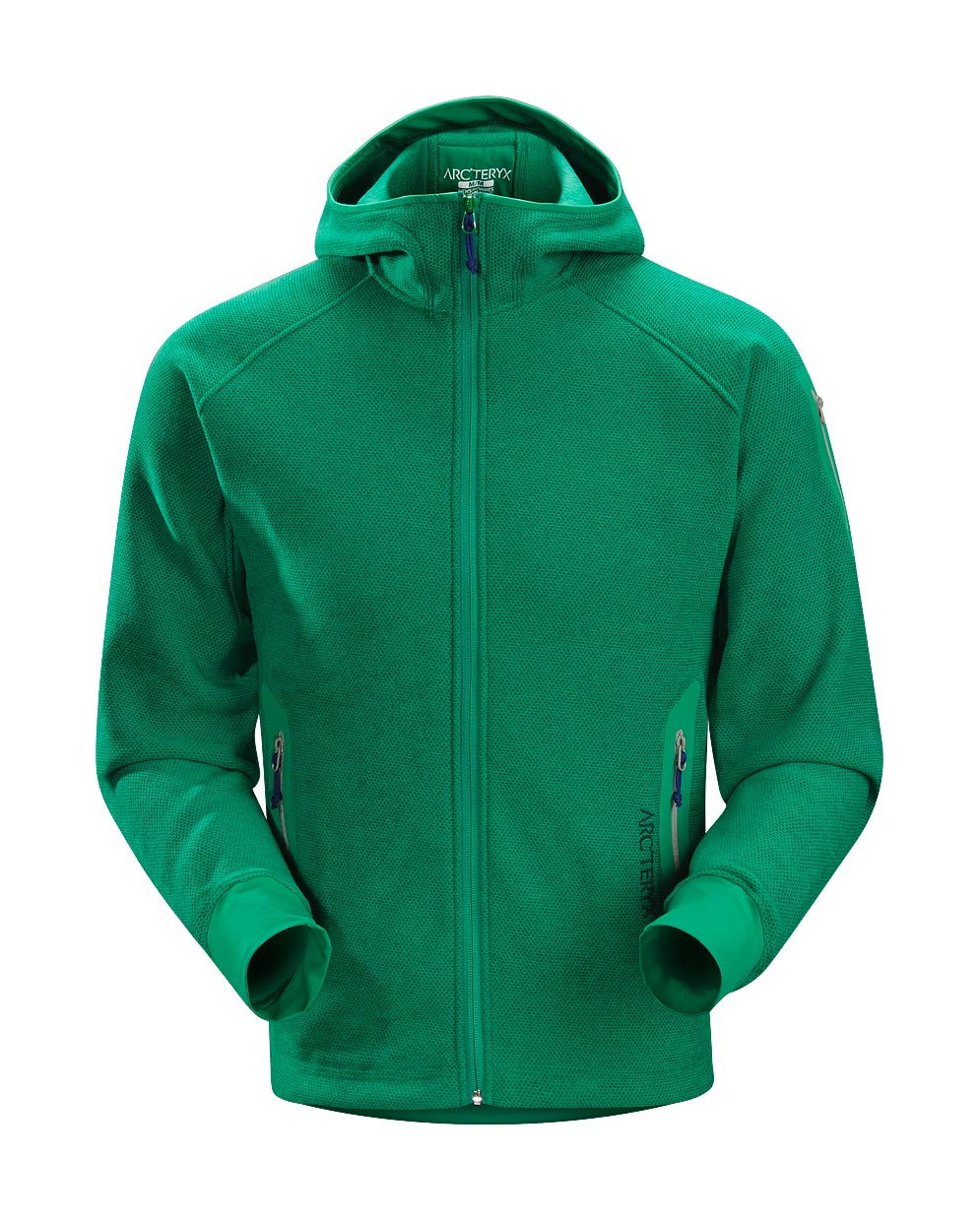 Arcteryx Green Light Strato Hoody