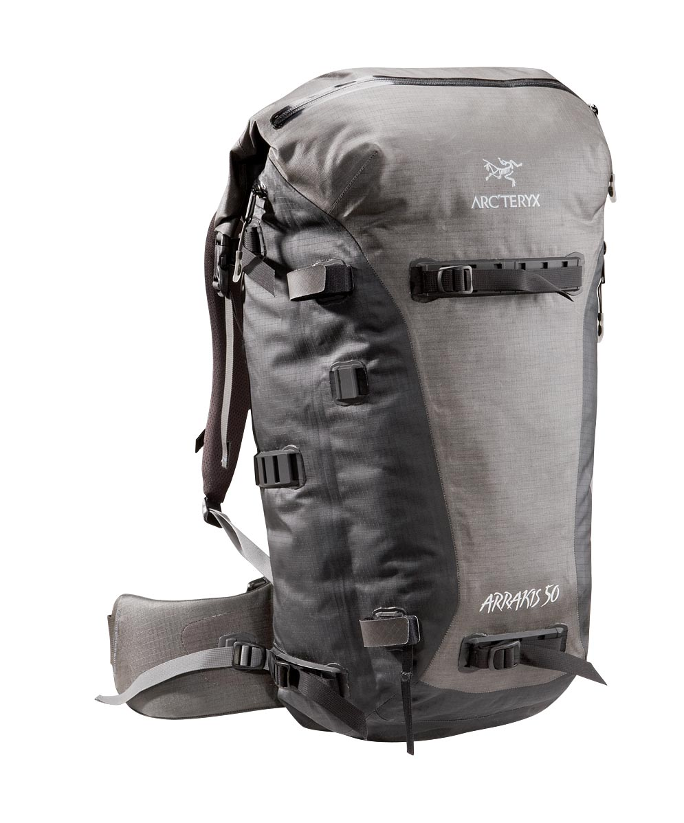 Arcteryx Black bird Arrakis 50